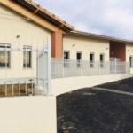 Portails contrôle d'accès et grilles de protections pour l'AGAPEI -CASTELNAU D'ESTREFOND