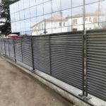 Les finitions de serrureries d'un cabinet dentaire avec la mise en place d'une clôture de sécurité à Blagnac