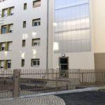 Grille de protection pour ensemble urbain à Toulouse