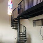 Escalier Chateau Saint Emilion